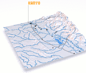 3d view of Kanyo