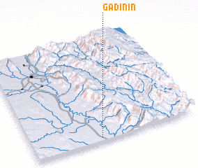 3d view of Gadin-in