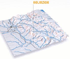 3d view of Kelinzeik