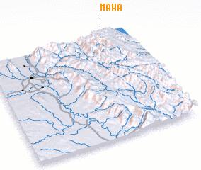 3d view of Mawa