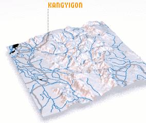 3d view of Kangyigon