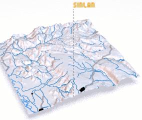 3d view of Sinlan