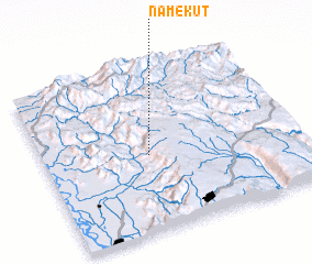 3d view of Namekut