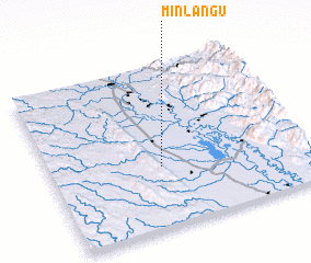 3d view of Minlangu