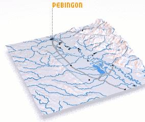 3d view of Pebingon