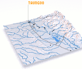 3d view of Taungoo