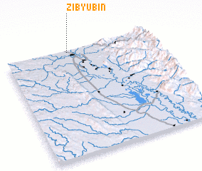 3d view of Zibyubin