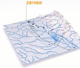 3d view of Zibyubin