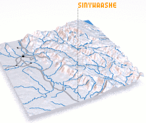 3d view of Sinywa Ashe