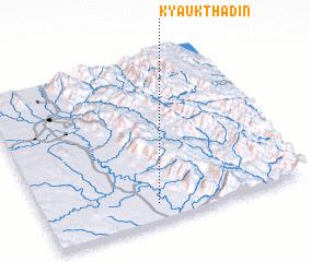 3d view of Kyaukthadin