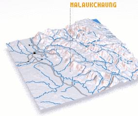 3d view of Malaukchaung