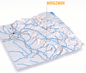 3d view of Aingzauk