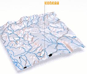 3d view of Konkaw