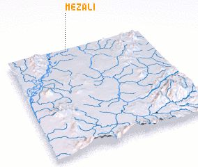 3d view of Mèzali