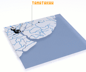 3d view of Tamatakaw
