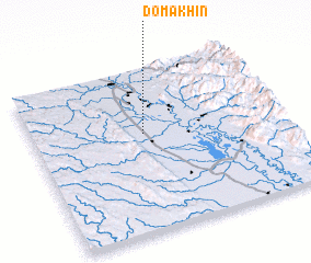 3d view of Domakhin