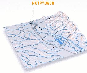 3d view of Wetpyugon
