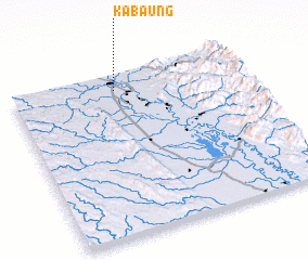 3d view of Kabaung