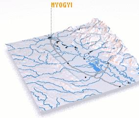 3d view of Myogyi