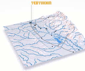 3d view of Yebyukhin