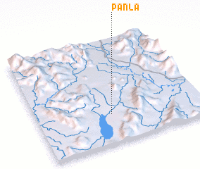 3d view of Panla