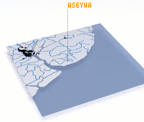 3d view of Ase-ywa