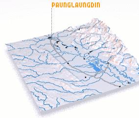 3d view of Paunglaungdin