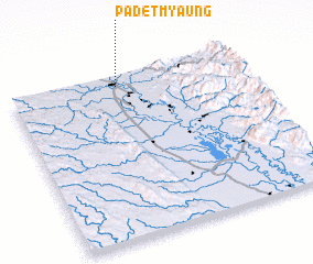 3d view of Padetmyaung