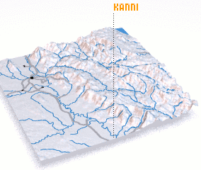3d view of Kanni