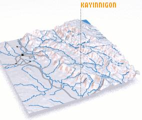 3d view of Kayinnigon