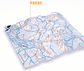 3d view of Pa-kan