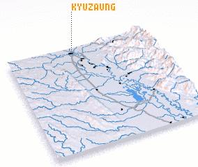 3d view of Kyuzaung