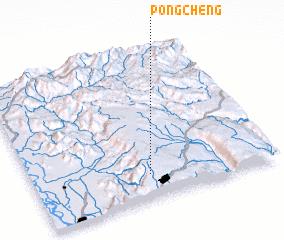 3d view of Pongcheng