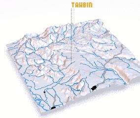 3d view of Tawbin