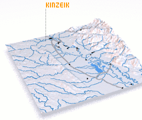 3d view of Kinzeik