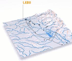 3d view of Lebu
