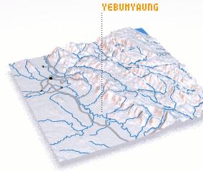 3d view of Yebumyaung