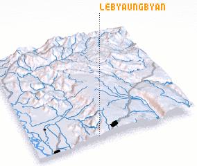 3d view of Lebyaungbyan