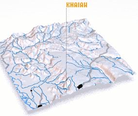 3d view of Khai-aw