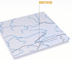 3d view of Biryusa