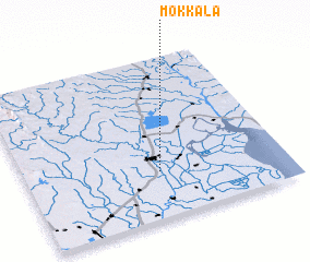 3d view of Mokkala