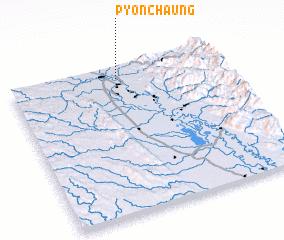 3d view of Pyonchaung