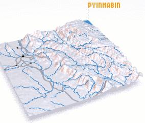 3d view of Pyinmabin