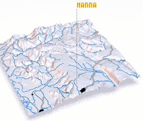 3d view of Manna