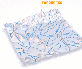 3d view of Tabawng Ga
