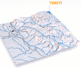 3d view of Ywagyi