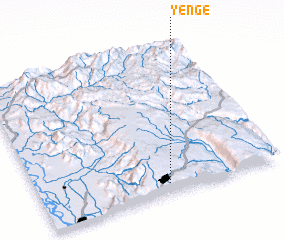 3d view of Ye-nge