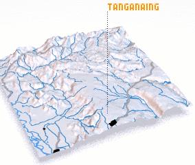 3d view of Tan-ga-naing