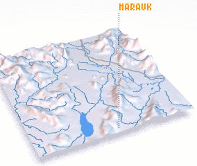 3d view of Marauk