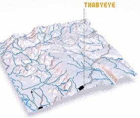 3d view of Tha-bye-ye